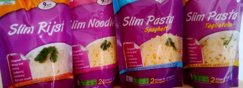 Review: Slim Pasta, Rice & Noodles von Slim Pasta im Test