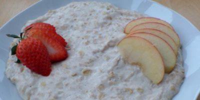 Pudding Oats | Veganes Dessert