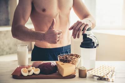 Effektive Massephase: Tipp #2: Ernähre dich proteinreich