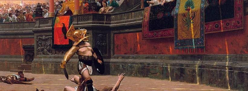 Über Training, Philosophie & Mindset der antiken Gladiatoren