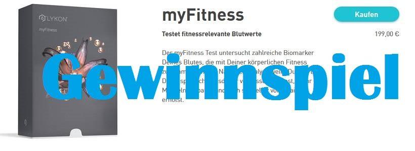 Gewinnspiel: Wir verlosen den Biomarker Bluttest myFitness (Wert: 199 €) von LYKON