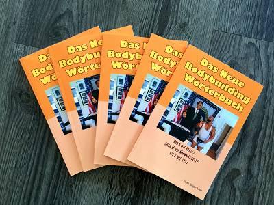 """Buch-Gewinnspiel: Wir verlosen 5x """"Das neue Bodybuildingwörterbuch"""""""