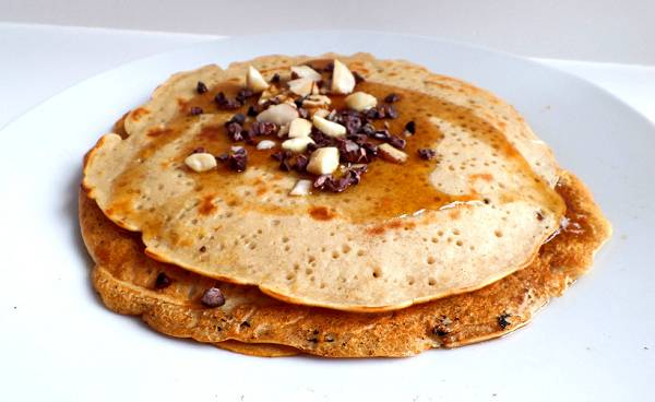 Review: Vegan Protein Pancakes von Body & Fit im Test