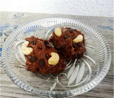 Veganes Schokoladenmousse | 350 kcal Dessert Rezept