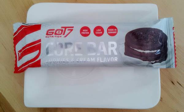 Review: Core Bar Proteinriegel von GOT7 Nutrition im Test