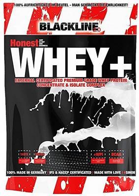 Review: Honest Whey+ Milchreis-Zimt von Blackline 2.0 im Test