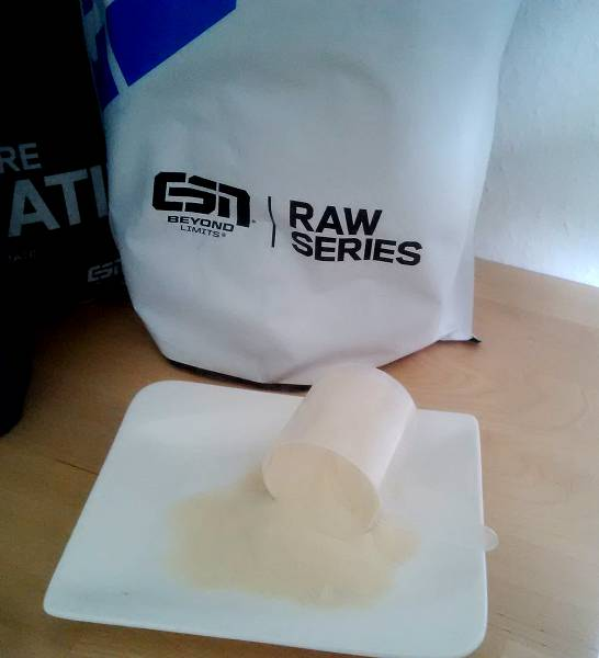 Review: Soja Protein-Isolat (Vanille) von ESN im Test