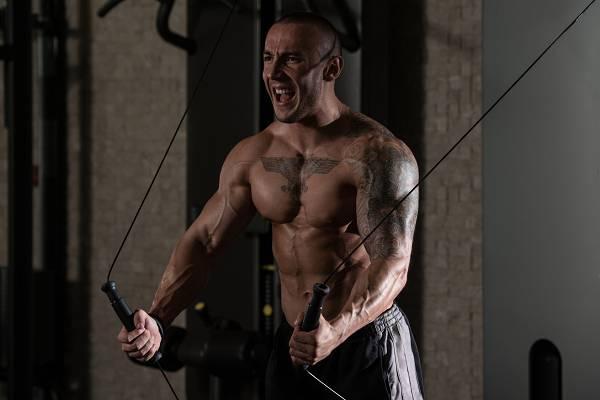 maximaler Muskelaufbau: Mechanismus #1: Mechanische Spannu