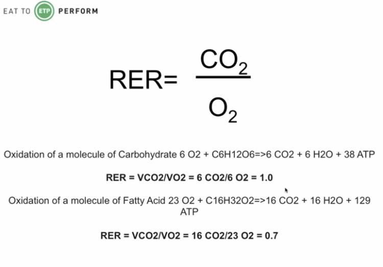 Berechnung des Respirationsquotienten: Typ 2 Diabetiker & Fettstoffwechsel
