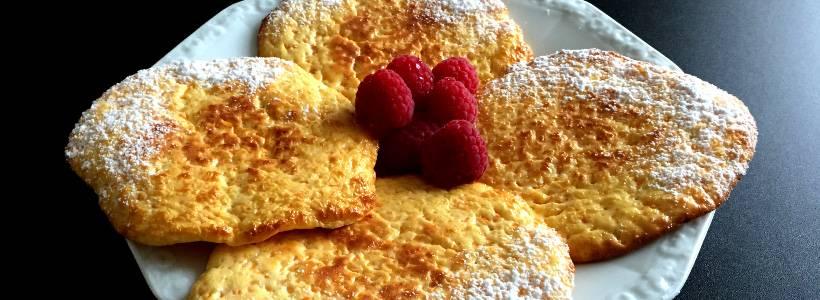Süße Karottenpuffer | High Protein Snack