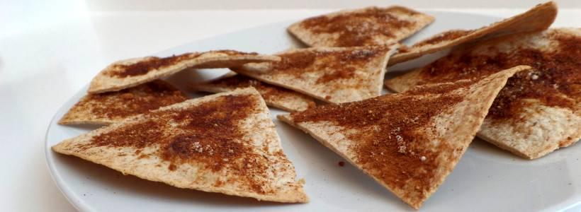 Tortilla Chips | Fettreduzierter Snack