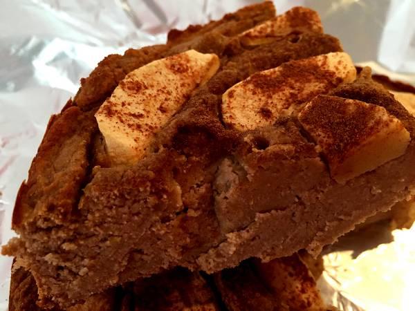 Kichererbsen-Apfelkuchen | Raffiniertes Kuchenrezept