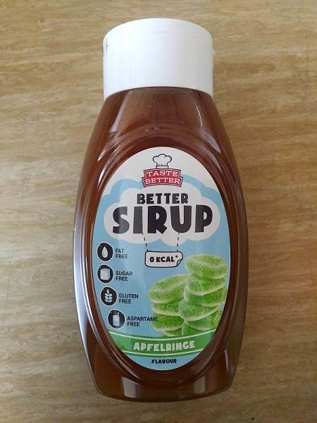 Review: Taste Better Sirup von Taste Better im Test