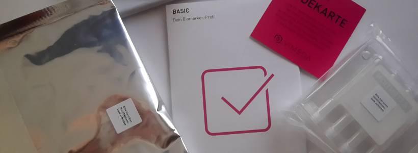 Gewinnspiel: Wir verlosen einen BASIC Biomarker Bluttest für zu Hause (Wert: 110 €)