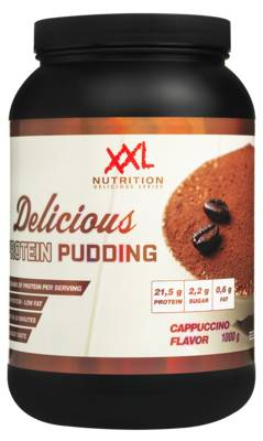Review: Delicious Protein Pudding von XXL Nutrition im Test