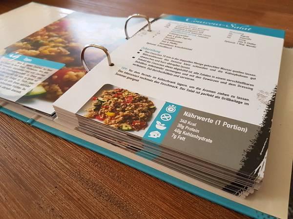 Buchrezension: IQs Kitchen - Mit Genuss an Dein Ziel von Carmine Stillitano