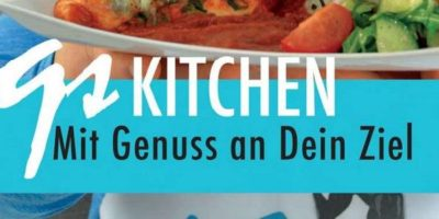 Buchrezension: IQs Kitchen – Mit Genuss an Dein Ziel von Carmine Stillitano