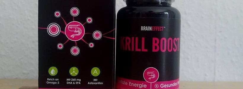 Review: Krill Boost von Braineffect im Test
