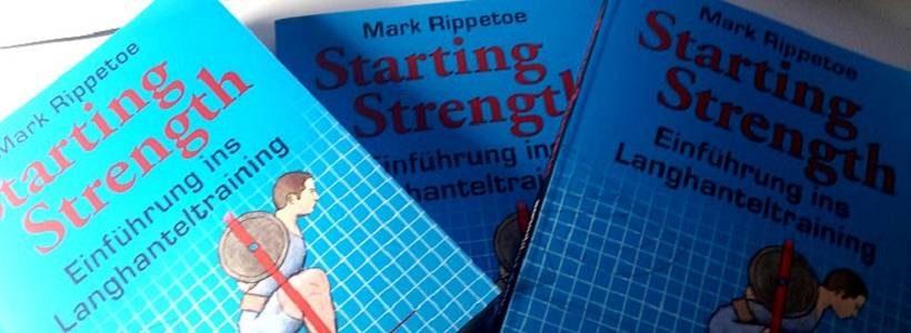 """Buch-Gewinnspiel: Wir verlosen ein Exemplar von """"Starting Strength – Einführung ins Langhanteltraining"""""""