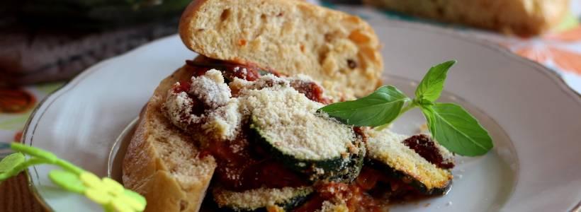 Zucchini-Hack-Auflauf | Gesunde Mischkost