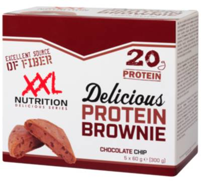 Review: Delicious Protein Brownie von XXL Nutrition im Test