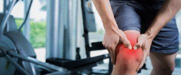Was tun, wenn eine Übung Schmerzen oder Verletzungen hervorruft?