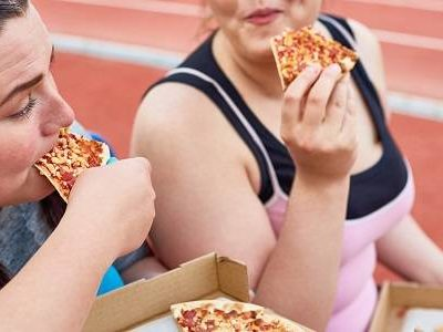 Bewegung & Appetit: Macht dich (zu viel) Sport / Training fett?