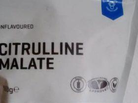 Review: L-Citrullin-Malat von Myprotein im Test