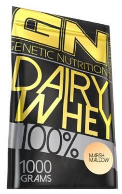 Review: Dairy Whey von Gigas Nutrition im Test