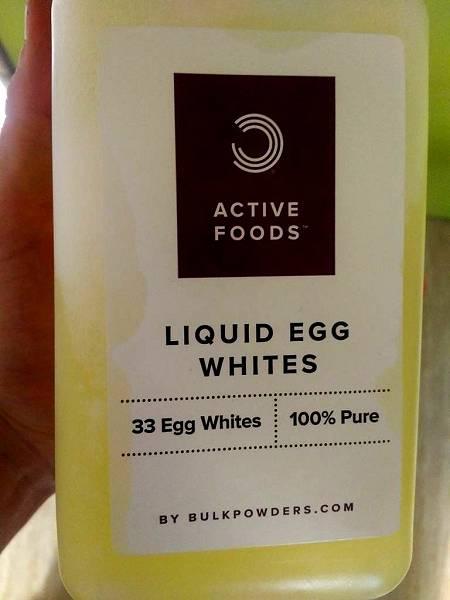 Review: Flüssiges Eiklar von Bulk Powders im Test