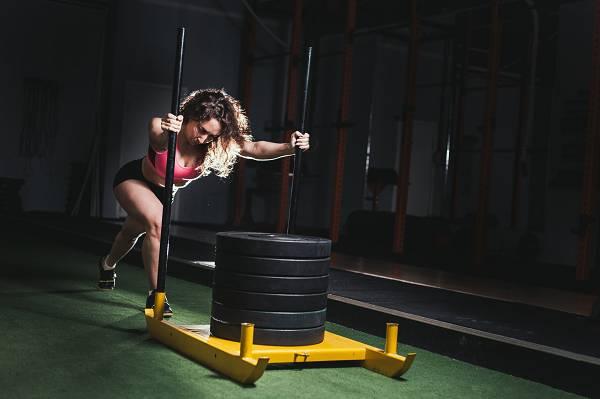 Das Volumen auf die Trainingswoche verteilen