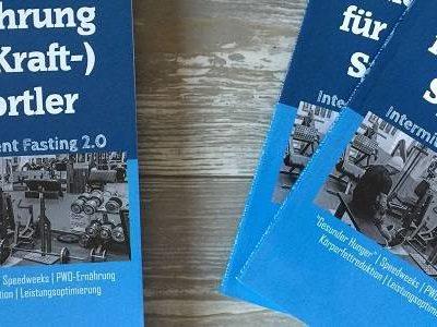 """Gewinnspiel: Wir verlosen 2x2 Exemplare von """"Ernährung für Kraftsportler"""""""
