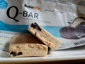 Review: Q-Bar Proteinriegel von Supplify im Test