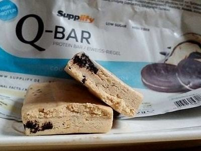 Review: Q-Bar Proteinriegel von Supplify im Test