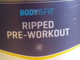 Ripped Pre-Workout von Body & Fit im Test