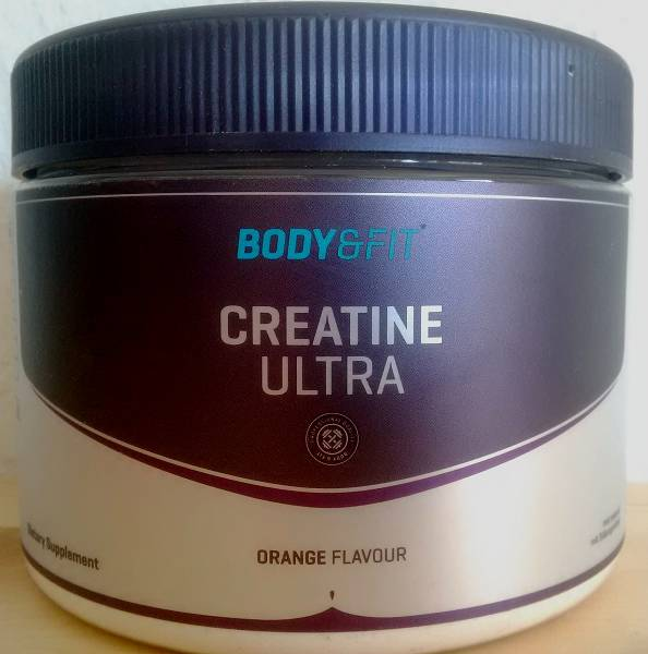 Creatine Ultra | Aufmachung (4,5/5)