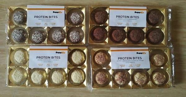 Review: Protein Bites von Supplify im Test