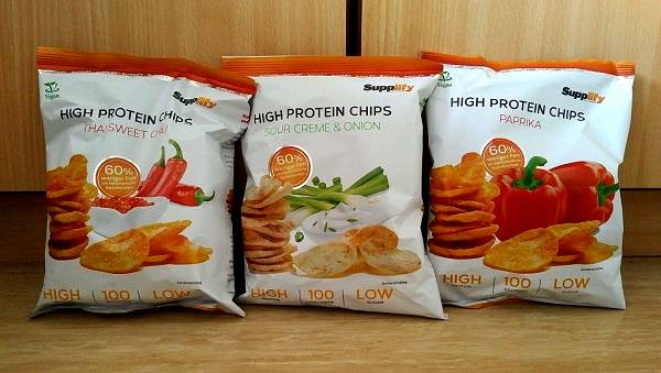 High Protein Chips | Aufmachung (3,5/5)