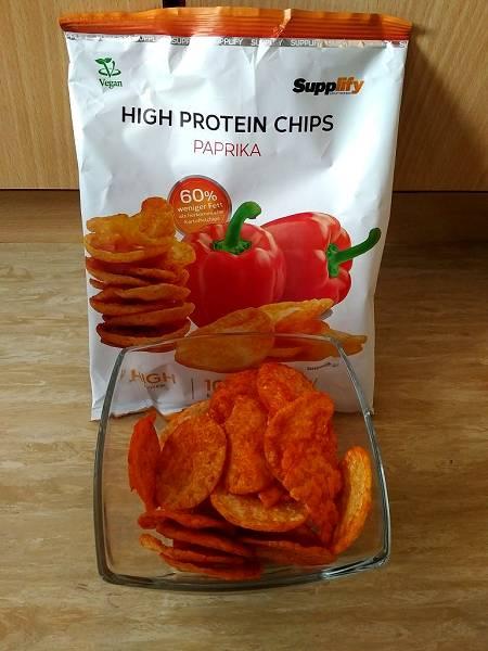 High Protein Chips | Geschmack & Konsistenz (4/5)
