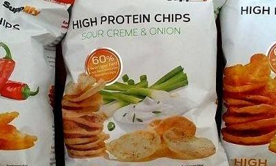 Review: High Protein Chips von Supplify im Test