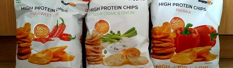 Review: High Protein Chips von Supplify im Test