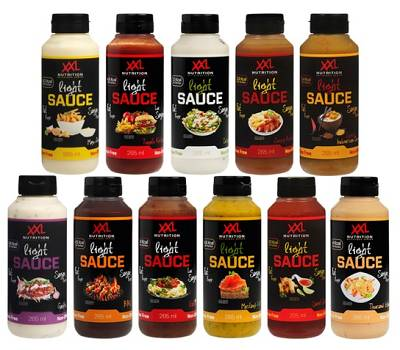 Review: Light Sauce von XXL Nutrition im Test