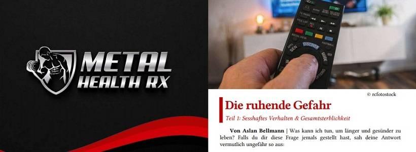 Metal Health Rx: März Ausgabe 2018 ab sofort erhältlich!