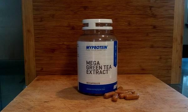Review: Mega Grüntee Extrakt von Myprotein im Test