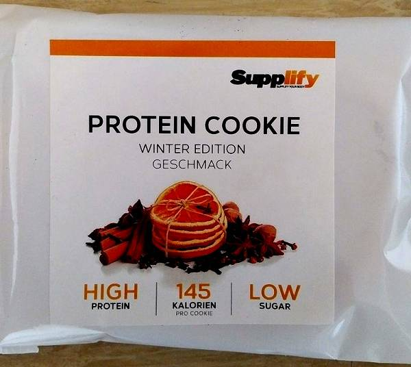 Review: Protein Cookie 2.0 von Supplify im Test
