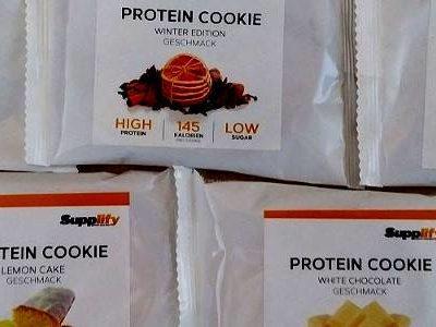 Review: Protein Cookie 2.0 von Supplify im Test