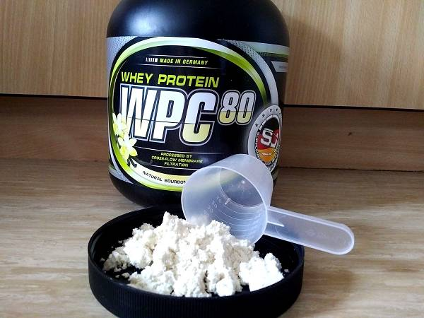 Review: WPC 80 Natural Bourbon Vanilla von Supplement Union im Test