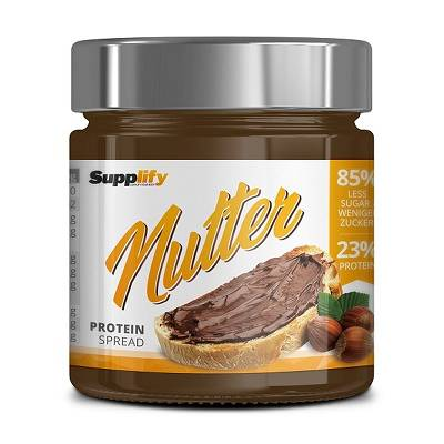 Review: Nutter Nuss Nougat von Supplify im Test