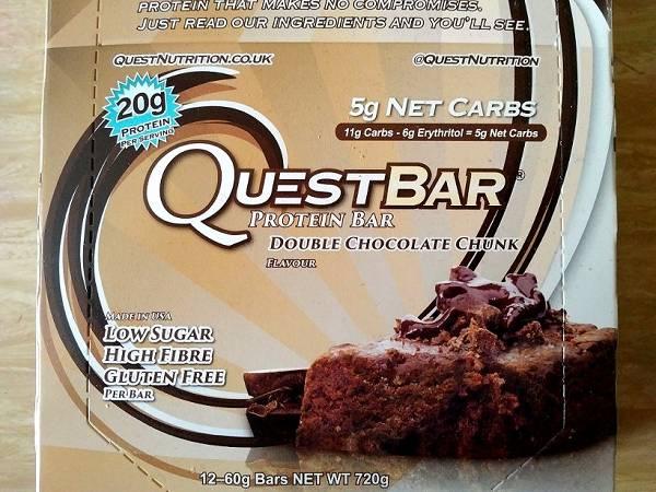 Review: Quest Bar von Quest Nutrition im Test