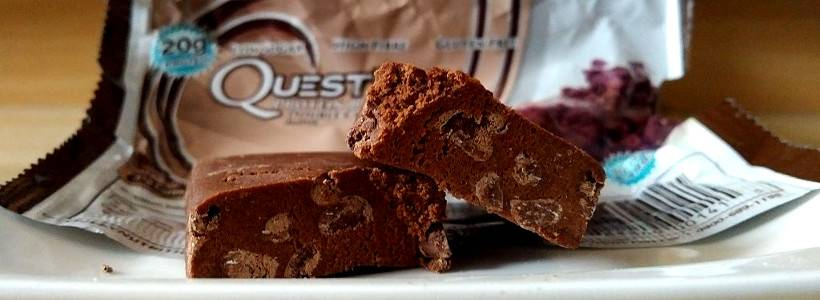 Review: Quest Bar von Quest Nutrition im Test